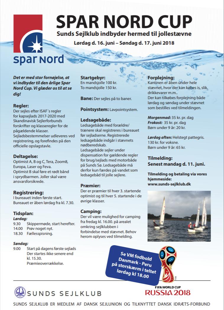 Spar Nord Cup 2018